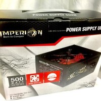 power supply gaming imperion 550w /550watt Promoo