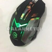 mouse Gaming wireless mouse CYBROG C1 rechangeable type charging