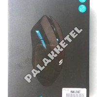 mouse Gaming wirless SLEC NC600 PRO BLACK Edition NC600 Gaming mouse