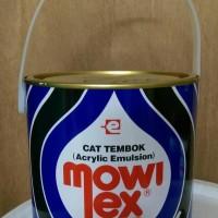 Terbaru Cat Tembok Mowilex E100 Putih 2,5 Liter / Cat Interior E 100
