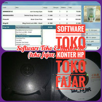 SOFTWARE TOKO DAN KONTER HP upload barang masal via excel