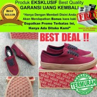 Budget Import Quality Made In China Sepat Sneakers Vans Authentic Mono