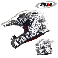 Helm Gm Supercross. Fullface. Murah