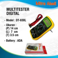 Multitester/Multimeter Digital DT-830L