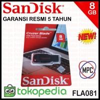 Flashdisk FD Sandisk 8GB Cruzer USB 2.0 Original
