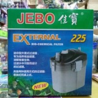 Jebo External Bio Chemical Filter 225