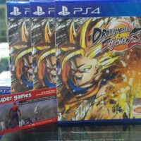[PS4] Dragon Ball Fighter Z