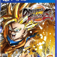 BD KASET PS4 Dragon Ball Fighter Z DB FighterZ FREE THEME&MINI FIGURE