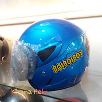 Helm Anak Kop Junior - Gambar Boboiboy