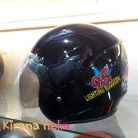 Helm Anak Kop Junior - Gambar Cars
