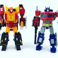 Leader class rodimus Power of the prime