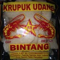 Kerupuk Udang Cap Bintang Krupuk Original Renyah Enak Asli Juwana Pati