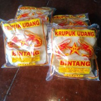 Paket Kerupuk Udang Cap Bintang Krupuk Original Renyah Asli Juwana