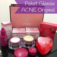 ACNE GLANSIE Paket ACNE Cream Beauty Care Dr fajar ORIGINAL
