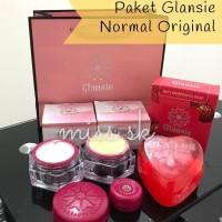 NORMAL GLANSIE Paket Normal Cream Beauty Care Dr fajar ORIGINAL