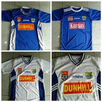 Jersey Retro Persib Bandung Dunhill & Kansas (Lokalan)