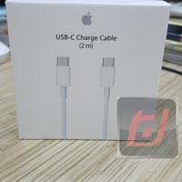 Kabel data original apple usb type c to usb type c macbook