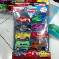 MAINAN ANAK MOBIL CARS 8pcs
