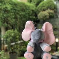 boneka gajah cilukba Peek a boo