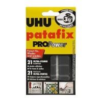 Double Tape UHU Kuat Patafix Propower 3 Kg ( Busa Tebal ) - 72 Pcs