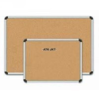 Softboard SAKANA 60 x 90 cm Polos Papan Pin Board / Soft Board 60x90cm