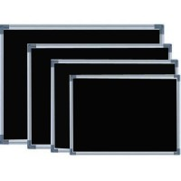 Blackboard SAKANA 30 x 45 cm - Papan Tulis Kapur Hitam 30x45 Kecil
