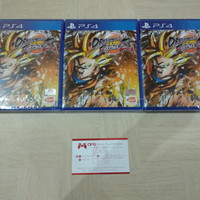 DRAGON BALL FIGHTER Z PS4 REG 3 ASIA ENGLISH
