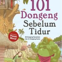 Buku 101 Dongeng Sebelum Tidur - Laksana