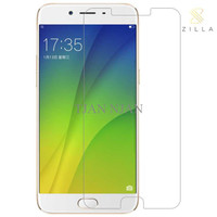 PROMO Zilla 2.5D Tempered Glass Curved Edge 9H 0.26mm for OPPO R9s Plu