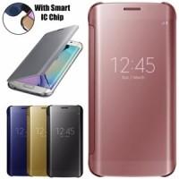 Case Flip Cover Mirror S view Flipcase Samsung  J1 2016/ J110