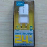 Charger Vivan 2.4 A - 2 Output