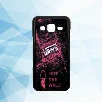 Casing Samsung Galaxy J3 2016 vans off the wall shoes X5842