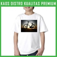 Kaos Anak Sepeda 4 ANK-AFT36 Laki / Perempuan