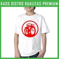 Kaos Anak Sepeda 3 ANK-AFT35 Laki / Perempuan