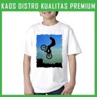 Kaos Anak Sepeda 5 ANK-AFT37 Laki / Perempuan