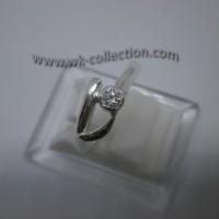 Cincin Wanita-Simple Elegan-Perak 925 (seri RL001)