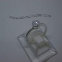 Cincin Wanita-Simple Elegan-Perak 925 (seri RL007)