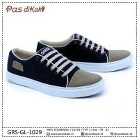 Sepatu Sneakers Kets Low Cut Pria | GARSEL GRS-GL-1029