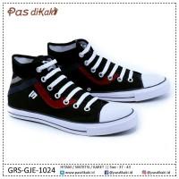 Sepatu Sneakers High Cut Pria | GARSEL GRS-GJE-1024