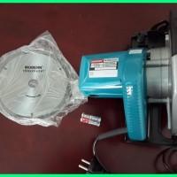 Mesin Potong Kayu, Gergaji Kayu 7, Circular Saw M-2600L Laser Modern