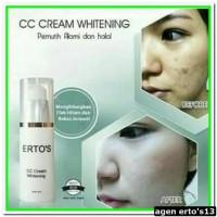 #BB cream & CC cream, BB cushion ERTOS CC Cream Whitening Original
