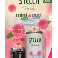 Stella Refill Mini & Duo Elation Pink pengharum ruangan
