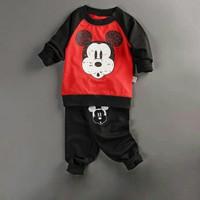 Stelan Baby Motif Mickey Mousr Import