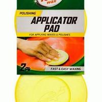 Turtle Wax Applicator Pad isi 2pc