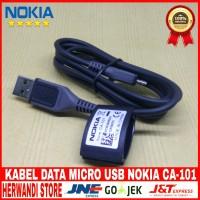 Kabel Data Micro Usb Nokia 6 Original 100%