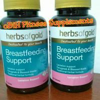 Herbs Of Gold Support Breastfeeding Fenugreek asi booster HOG asli