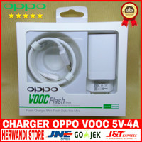 Charger Oppo Vooc R7 Plus R11 R75 Original 100% 5V-4A
