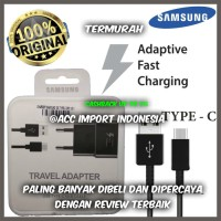 Charger Samsung A3 A5 A7 2017 C9 S8 PLUS NOTE 8 TYPE C Fast Original