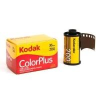 new model Roll Film 35mm Fresh Kodak ColorPlus 200 36exp Kamera Analo