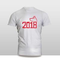 Kaos Baju Pakaian KAOS IMLEK DOG OF YEAR 6 MURAH